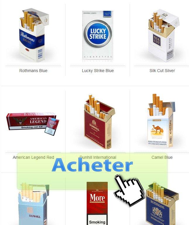 Achat cigarette sur internet - Achat internet belgique ...